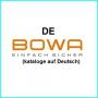 BOWA Deutsch каталоги на немецком DE