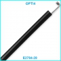 Электрод OPTI4 плоский L-крючок лапароскопический