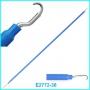 Электрод лапароскопический проволочный J-крючок