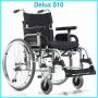 Инвалидная коляска повышенной комфортности Delux 510