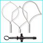 Петля для полипэктомии многоразовая овальная Ø 2.3 мм