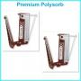 Одноразовые кассеты для сшивающих аппаратов Premium Polysorb