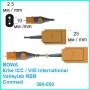 Соединительный кабель для одноразовых нейтральных электродов