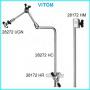 Механическая система-держатель VITOM с KSLOCK 2