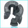 Зажим цилиндр раскрывающийся для гибкого крепления оптики 10 мм