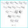 Корзины для чистки, стерилизации и хранения эндоскопов